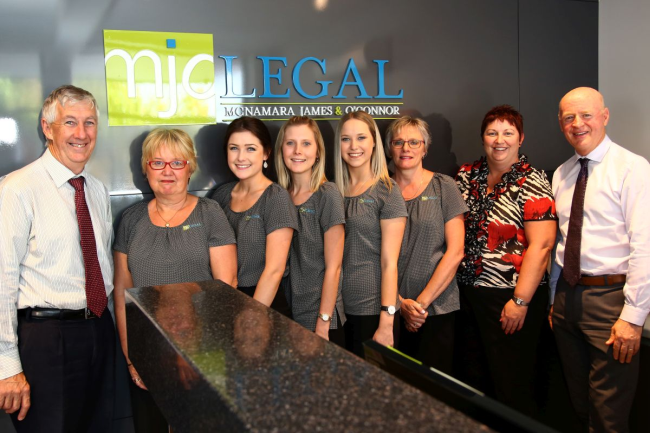 Our friendly team at MJO Legal in Grafton